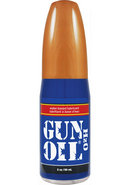 Gun Oil H2o Water Based Lubricant 2oz